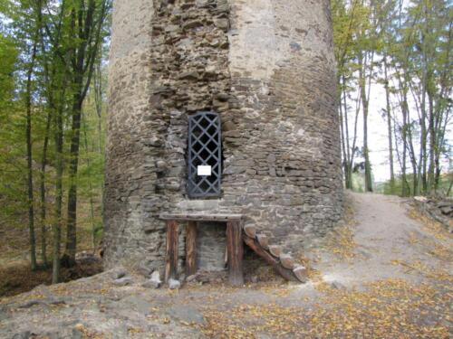 Navsteva hradu chrenovice