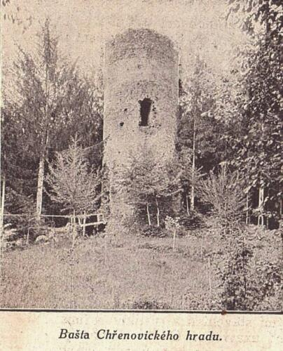1914 Chřenovice