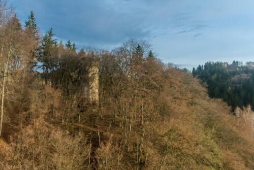 Hrad Chřenovice
